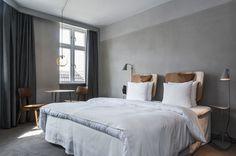 *코펜하겐 네오-레트로 디자인 호텔 [ Morten Hedegaard ] Hotel SP34 :: 5osA: [오사]