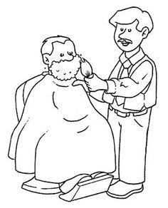 Profissões-barbeiro
