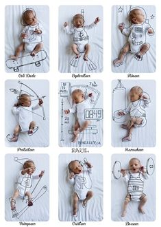 Photos of your baby,