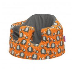 Want to give your Bumbo Baby Seat an even bigger personality? Cover  Your Bumbo! Dress it up with the new must have accessory for Bumbo, made  exclusively for the Bumbo Baby Seat. Add new flair with a variety of  fun and stylish patterns that reflect your individuality.Benefits    Protects your baby seat    Two side pockets for storage    Breathable fabric    Machine washable    Easy to put on and take off