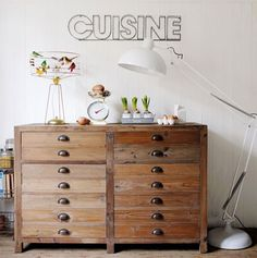I'm in love with sideboards