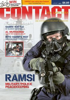 CONTACT Air Land & Sea issue #7, September 2005