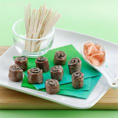 These little beef morsels will be a hit the next time you are entertaining.