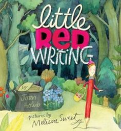 Little Red Writing - A new spin on a Classic. Guess who's the wolf...