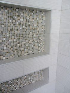 Shower Ideas On Pinterest Niche Tile And Showers