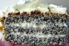 No Bake Desserts, Delicious Desserts, Yummy Food, Russian Cakes, Sweet Pastries, Chocolate Chip Recipes, Russian Recipes, Cakes And More, International Recipes