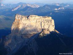 Mont Aiguille - Vercors-France