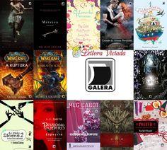 Lançamentos da Galera Record de julho e final de junho! http://www.leitoraviciada.com/2013/07/lancamentos-da-galera-record-de-julho-e.html
