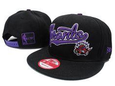 a64b1917d92 New Era Toronto Raptors Snapback Hats - Black Purple