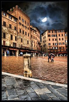 Siena, Italy Photo by Mark Forder -- National Geographic Your Shot