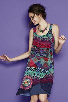 Nueva colección de mujer primavera-verano 2016   Desigual.com