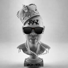 Jay Z by Antoni Tudisco