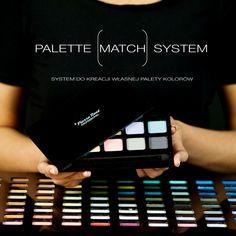 Palette Match System uzupełniona cieniami o uniwersalnych, świetnie napigmentowanych kolorach, które idealnie sprawdzą się przy makijażu dziennym jak i wieczorowym.