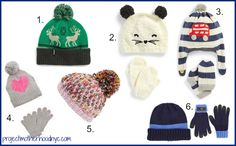Looking for all the new cold weather accessories for kids on one place? Our shopping guide rounds up the cutest just in time for winter chills! via @projmotherhood