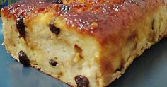 Cuban Desserts, Cuban Recipes, Cookie Desserts, Sweet Recipes, Delicious Desserts, Yummy Food, Bread Pudding Sauce, Mexican Bread Pudding, Pudding Recipes