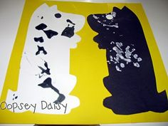 Dd is for dogs (several crafts and activities for Dd, including Harry the Dirty Dog :))