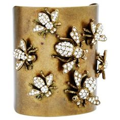 Check out this item at One Kings Lane! Bumble Bee Cuff
