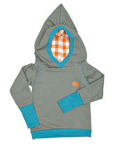 Albababy sweatshirt, Gray, Sweatshirts, Kids, New