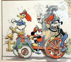 ~ On this day in 1935 Disney released the classic cartoon. Arte Disney, Disney Magic, Disney Mickey, Disney Art, Disney Pixar, Mickey Mouse Art, Mickey Mouse Wallpaper, Mickey Mouse And Friends, Disney Wallpaper