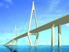 Génie civil et Travaux Publics Engineering Plan bloc autocad dwg: Travées de pont