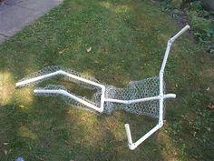 PVC Pipe Scarecrow   PVC PIPE SCARECROW FORM   SEASON: FALL