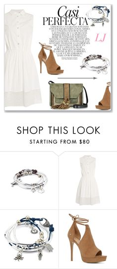 """""""LIZZYJAMES.COM 5/I"""" by amra-mak ❤ liked on Polyvore featuring Whiteley, Lizzy James, Armani Jeans, ALDO, L'Autre Chose and lizzyjames"""