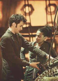 martha jones and the doctor relationship