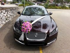 Looking for Car for your wedding? Jaguar XF - Flower Decorations ~ Bridal Car by RedOrca Sdn Bhd Looking for Car for your wedding? Jaguar XF - Flower Decorations ~ Bridal Car by RedOrca Sdn Bhd Wedding Reception Ideas, Wedding Car Decorations, Flower Decorations, Wedding Ceremony, Ceremony Decorations, Table Decorations, Wedding Centerpieces, Gold Color Scheme, Blue Color Schemes