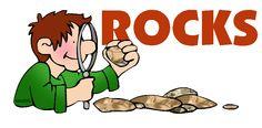 Science - Rocks - FREE K-12 Lesson Plans & Games