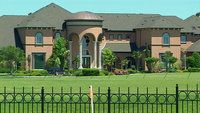 """""""Deion Sanders leads a tour of his Prosper mansion"""" -See the luxurious home of a Dallas Cowboy legend"""