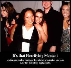 Ok too funny!   Goal:   Not to have bare naked arms so my friends dont look fat!!