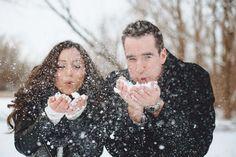 6 idées de photos sous la neige 6