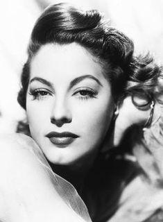 Ava Gardner, 1940s by janna