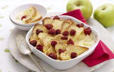 Bramley Apple Brioche Bake
