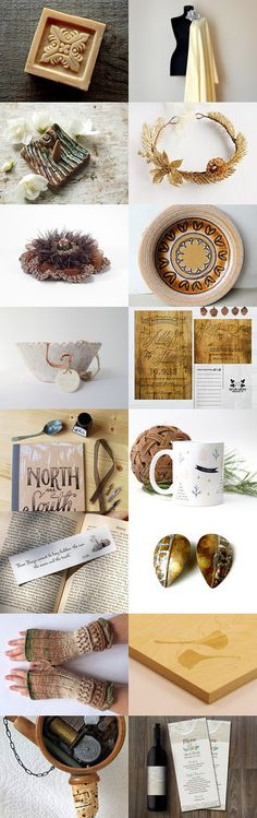 Last Gold of Fall by JazzFeathers on Etsy--Pinned with TreasuryPin.com