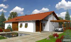 Projekt bungalovu Merkur | GSERVIS