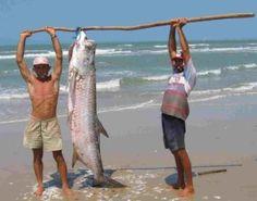 fishermen Ceara, Brazil