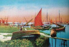 Рибальська флотилія. Фото початку ХХ століття. 13996056_1644568789189118_4608194558674095154_o.jpg (2048×1398)