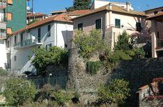 San Lorenzo al Mare (IM) centro storico di levante
