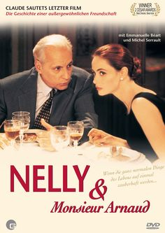 Nelly & Monsieur Arnaud (Claude Sautet, 1995)