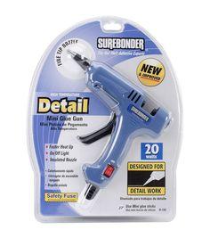 High-Temp Mini Detail Glue Gun-