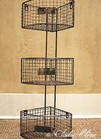 I need to find a Three Tier Corner Basket