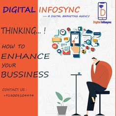 Traditional brick-and-mortar stores have gradually started moving towards online marketing, or they have started working harder and investing more in their marketing strategy, by focusing on Digital Marketing. #digitalinfosync #digitalmarketing Online Marketing, Social Media Marketing, Digital Marketing, Investing