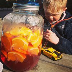 Spiskammeret: Punsj for alle med appelsiner
