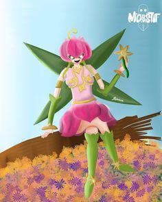 Para este día, continuando con las bellas flores, les presentamos esta interpretación de Lilimon. Lilimon es una Digimon en la etapa Ultra. Pertenece a la familia de Los Guardianes del Viento. Un Digimon que está basado en un hada y en una bella flor. ����|| For today, keeping up with the beautiful flowers, we present to you this intepretation of Lilimon. Lilimon is a Ultra Level Digimon. She belongs to the family of The Guardians of the Wind. A Digimon based off a fairy and a beautiful…
