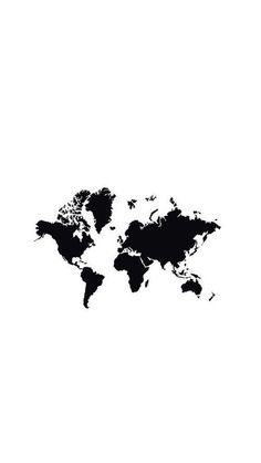 Phone & Celular Wallpaper : Iphone Wallpaper : black&white maps and random image