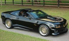 2015 Pontiac Trans Am / The muscle is back.