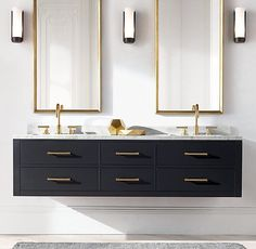 Working on a bathroom lighting project? Find out the best lighting fixtures for your next interior design project at luxxu.net #bathroom #interiordesign #luxury #luxuryhomes #bathroomideas #lighting