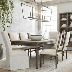 Gavin Pendant From Bassett Furniture Side Chairs, Dining Room Chairs, Table  And Chairs,