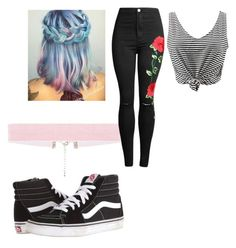 """""""hegdv"""" by myllenac-s on Polyvore featuring interior, interiors, interior design, home, home decor, interior decorating, Vans and WithChic"""